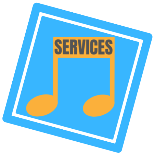 MUSIC SERVICES (UNLIMITED AND FREE TO REGISTER)